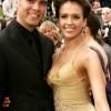 Jessica Alba is engaged to Cash Warren