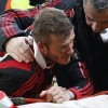 David Beckham Injury – Snapped Achilles Tendon