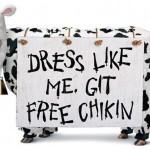 Chick-fil-A Cow Appreciation Day – Free Chicken